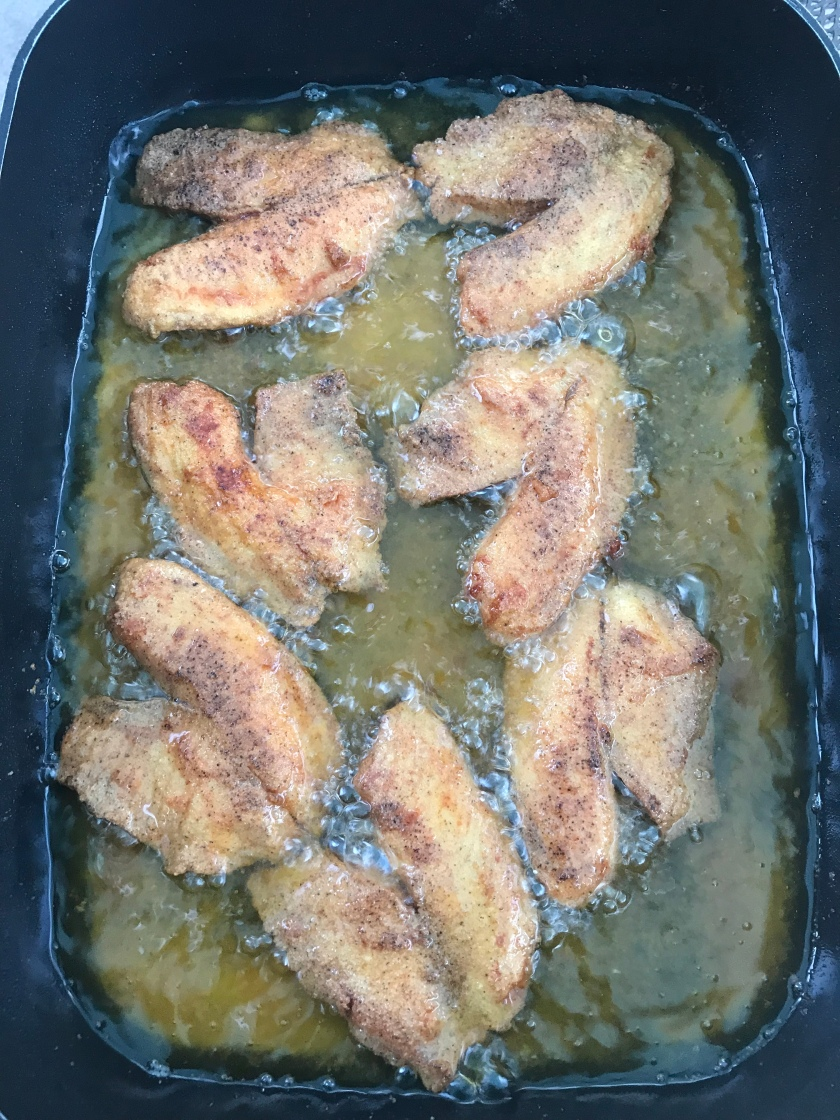 Fish Frying www.theluckywife.life