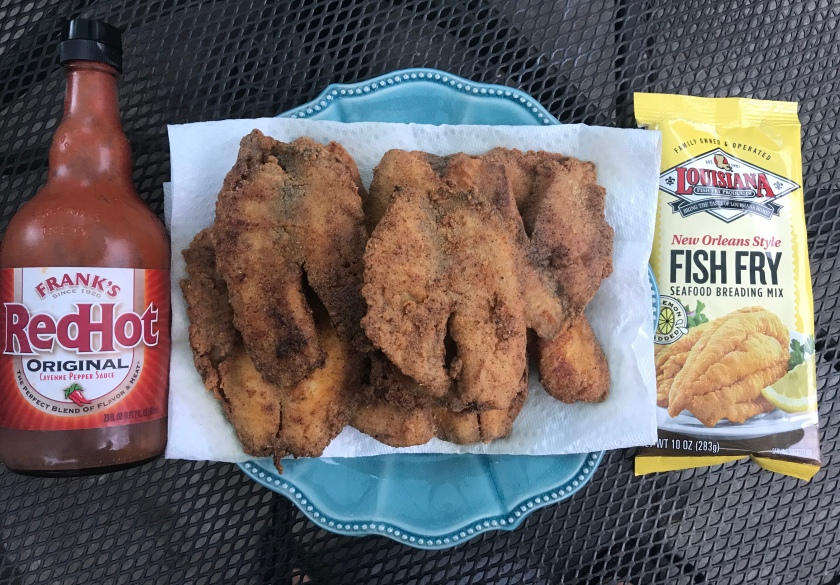 Peferct Fish Fry www.theluckywife.life