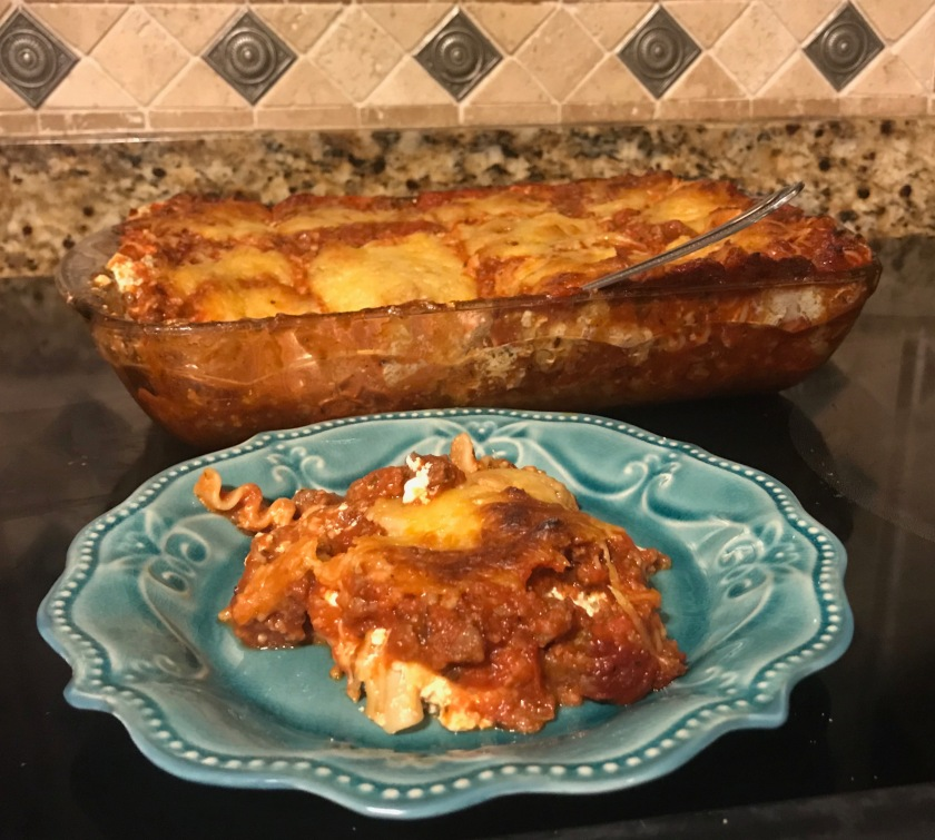Lasagna hot slice www.theluckywife.life