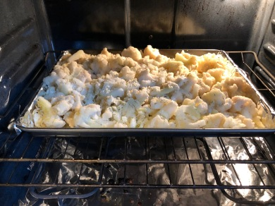 Roasted Parmesan Baking by Melanie Knight