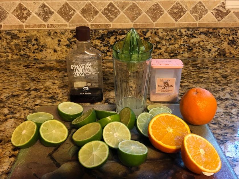 Margarita Ingredients Melanie Knight