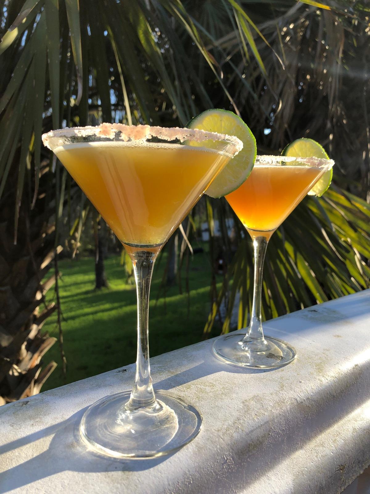 Delicious Homemade Margaritas