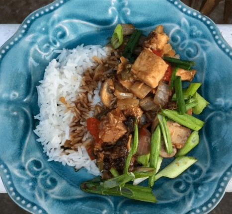 Pork Stir Fry Melanie Knight